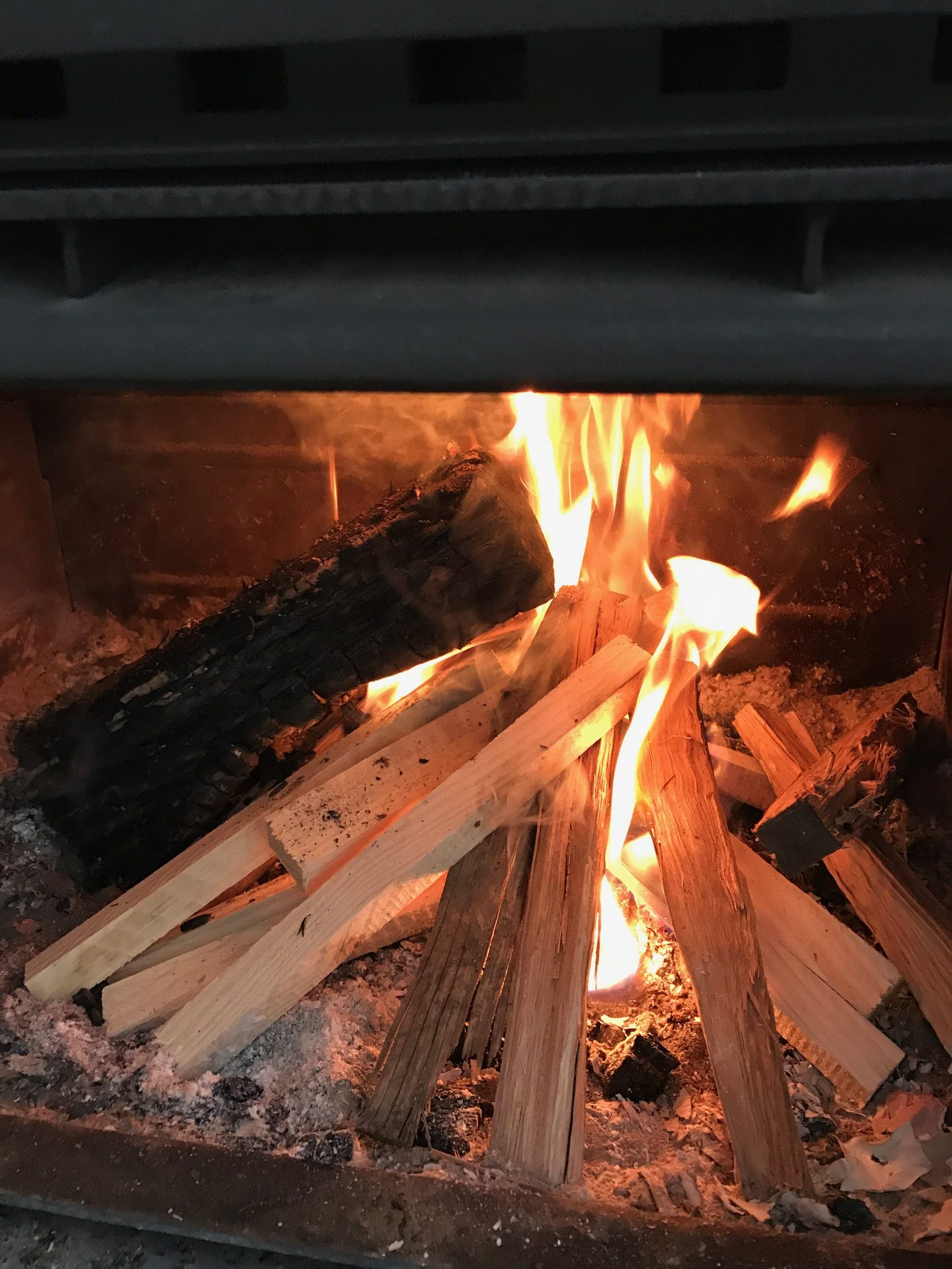 Woodfire – Preparing for Winter