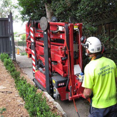 priority trees cutting equipment