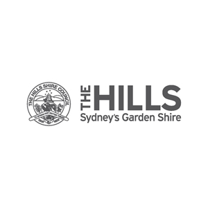 the hills council logo