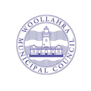 woollahra council municipal logo